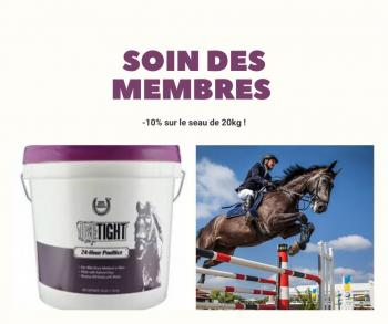 10% sur ICE TIGHT POULTICE