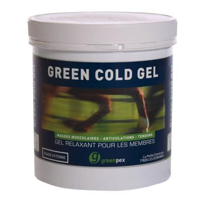 GREEN COLD GEL