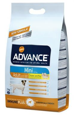 ADVANCE C ADULT MINI CHIEN