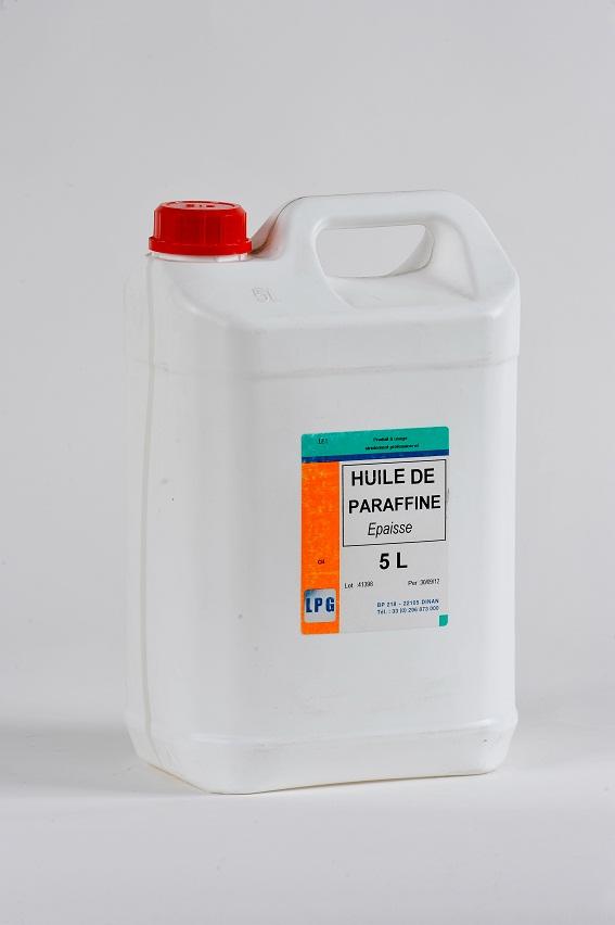 huile de paraffine ou acheter